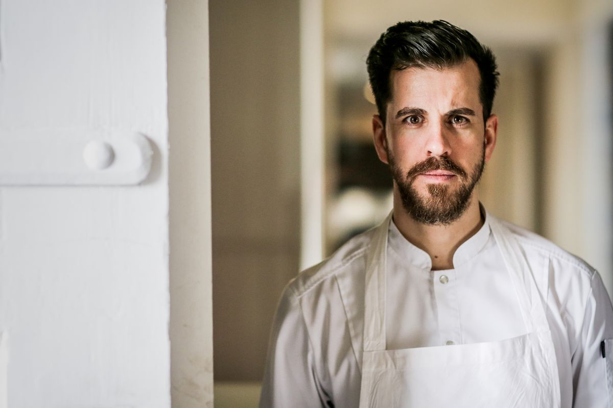 Chef Peter Sanchez-Iglesias of Michelin star Bristol restaurants Poco Tapas and Casamia, who will take over the rooftop restaurant at The Standard in King's Cross