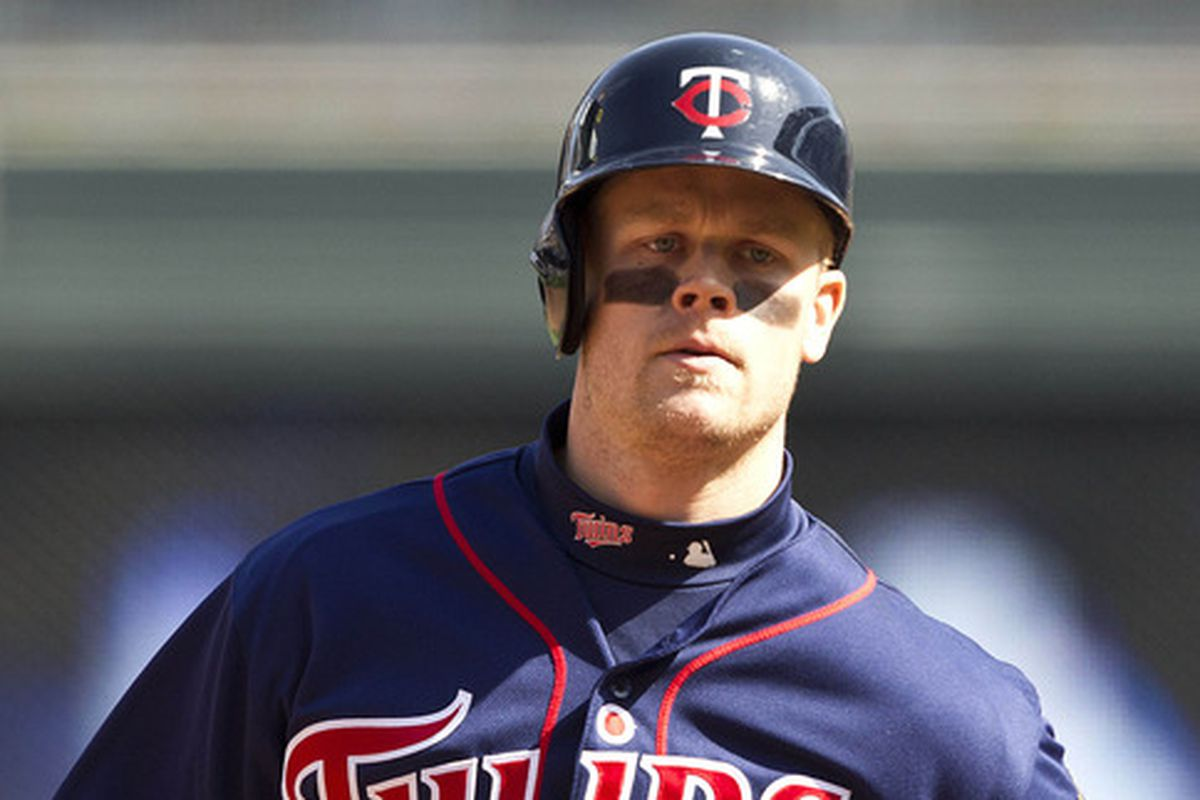 """""""Smiling is for pansies."""" ~ Justin Morneau"""