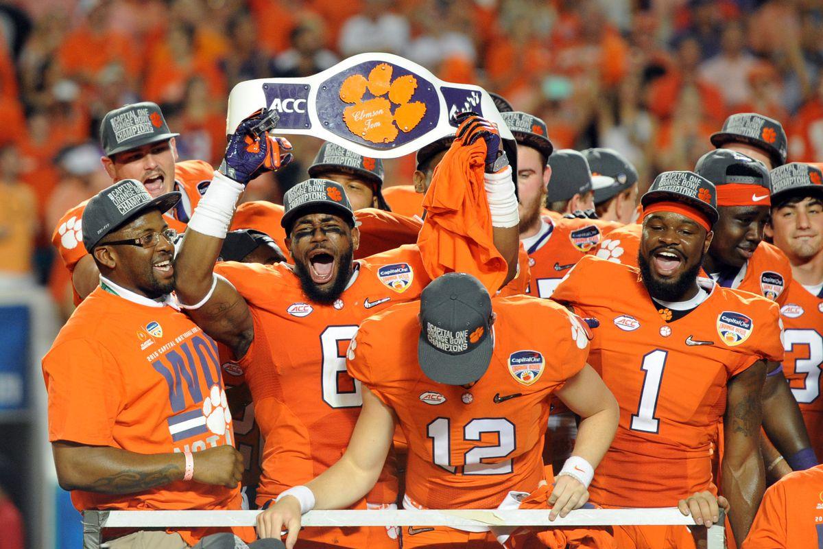 2015 College Football National Championship: Clemson vs ...
