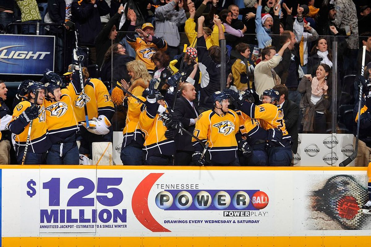 The bench's reaction when they heard On The Forecheck would be starting a podcast.