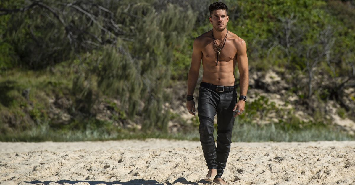 Netflixs Tidelands Was Tailor-Made For A Nudity-Based -2391