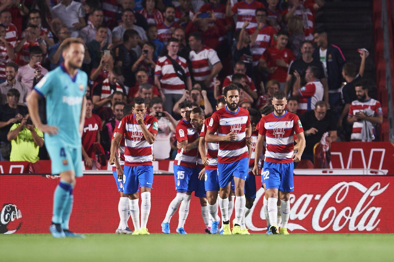 Granada 2-0 Barcelona: Review