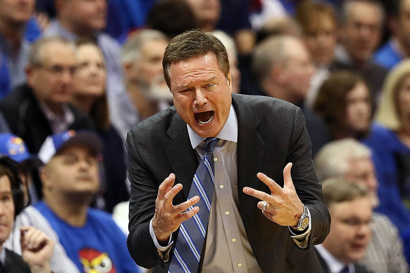 1089215900.jpg.0 - Bill Self was right to hammer the NCAA after banning Silvio De Sousa for 2 years