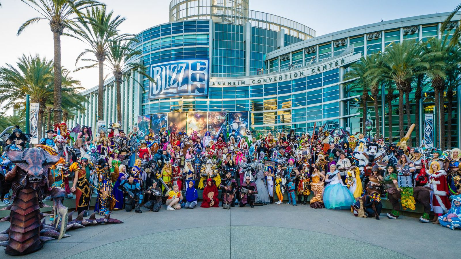Muse set to play BlizzCon 2017 in November