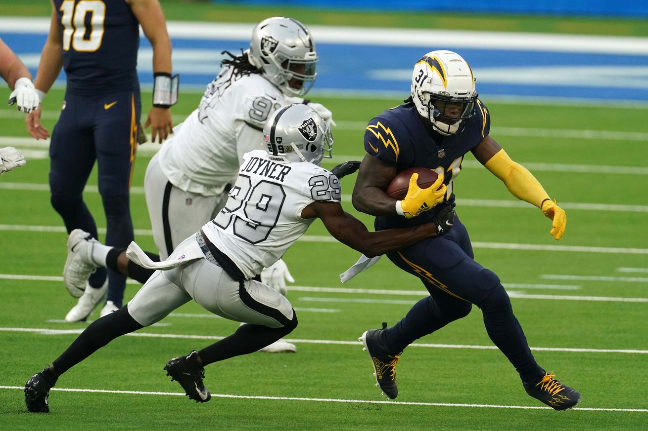 NFL: Las Vegas Raiders at Los Angeles Chargers