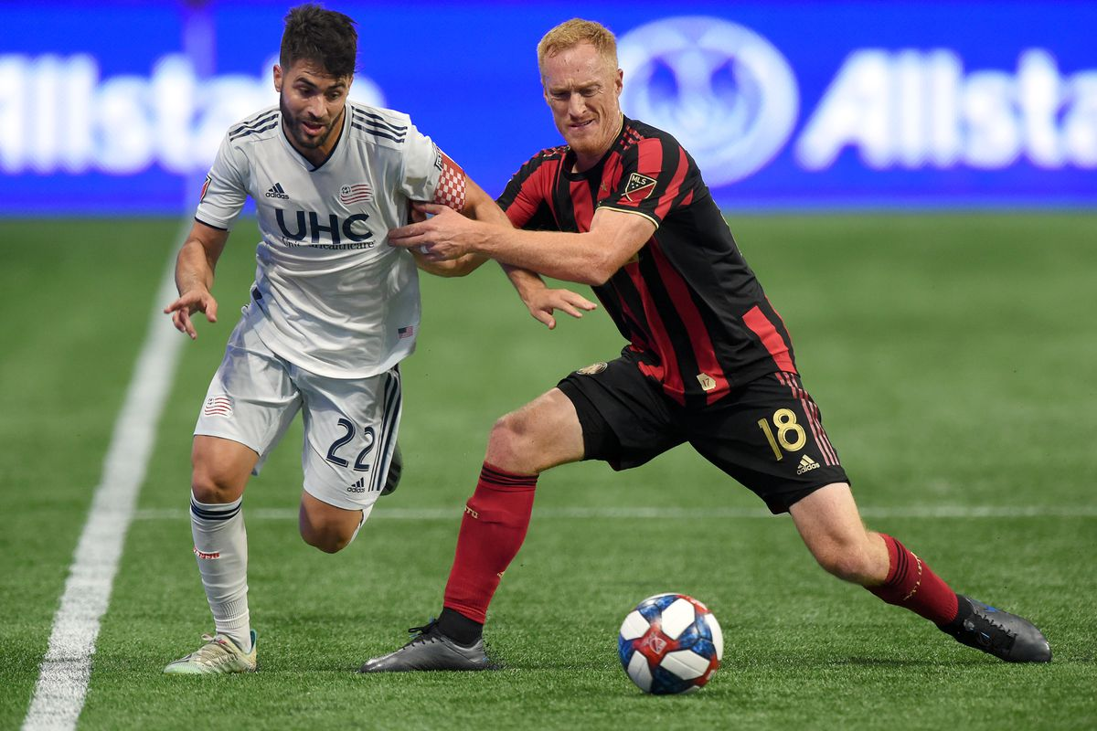 MLS: MLS Cup Playoffs-Round One-New England Revolution at ATLANTA United FC