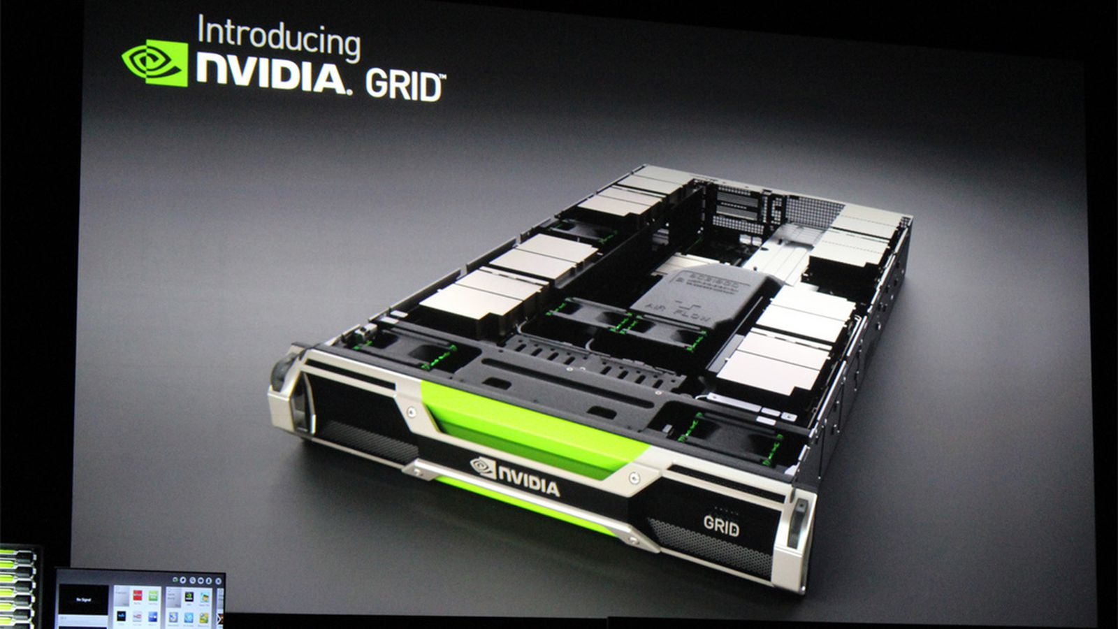 Nvidia Unveils Nvidia Grid Its New Cloud Based Gaming