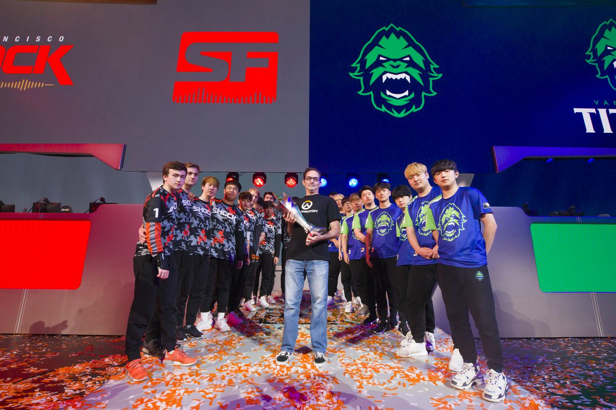 After The Overwatch League Grand Finals The League Prepares