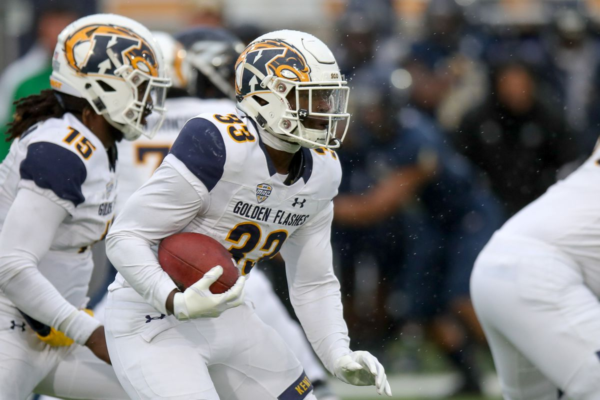 COLLEGE FOOTBALL: OCT 20 Akron at Kent State