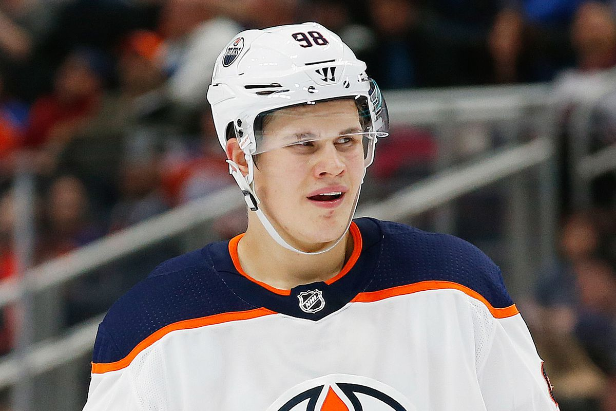 Jesse Puljujarvi can't believe that Teen Burgers are on sale at A&W again.