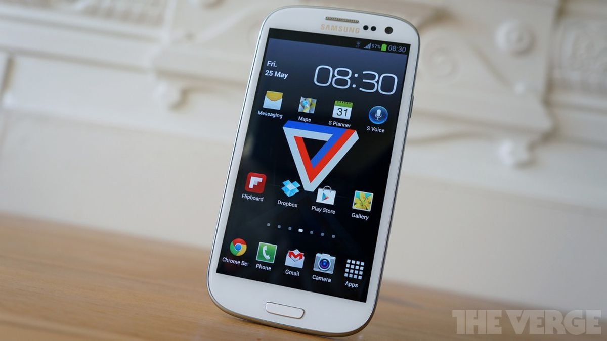 Samsung Galaxy S Iii Review The Verge