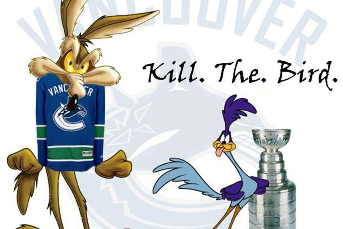 Kill. The. Bird.
