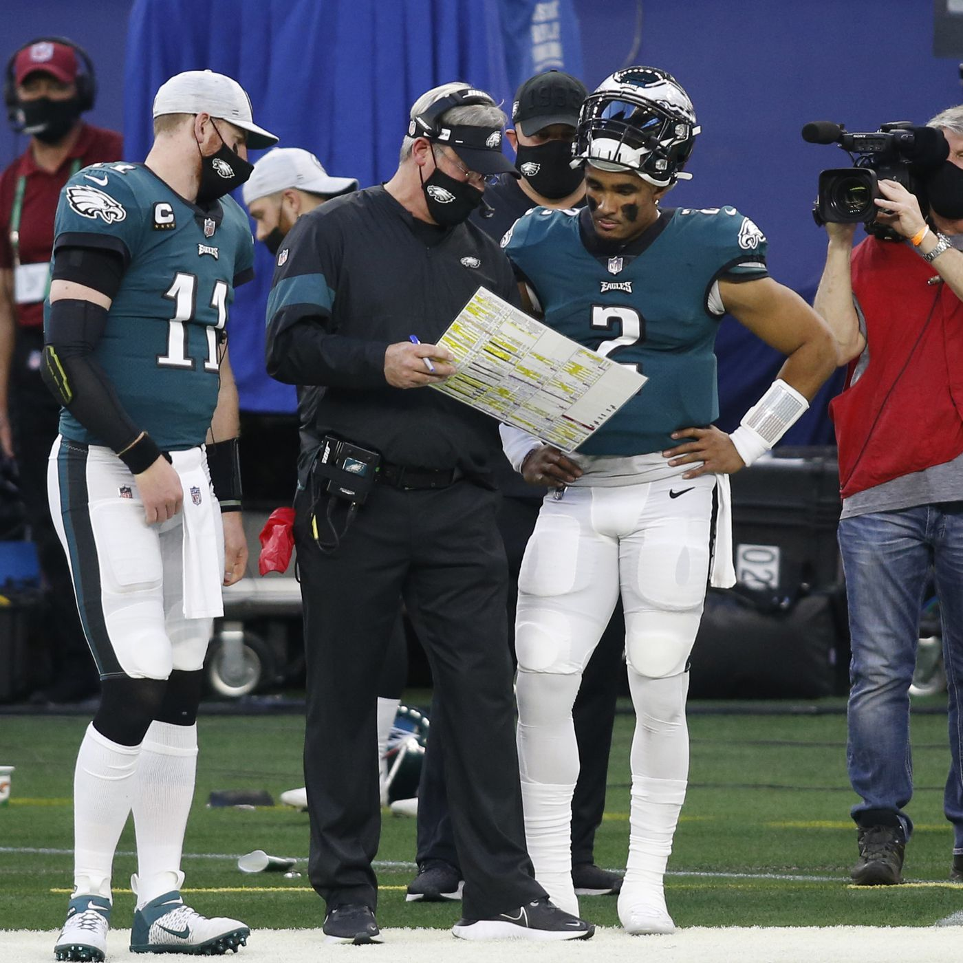 Washington At Eagles Sunday Night Football Game Time Tv Channel Odds How To Watch Live Online Big Blue View