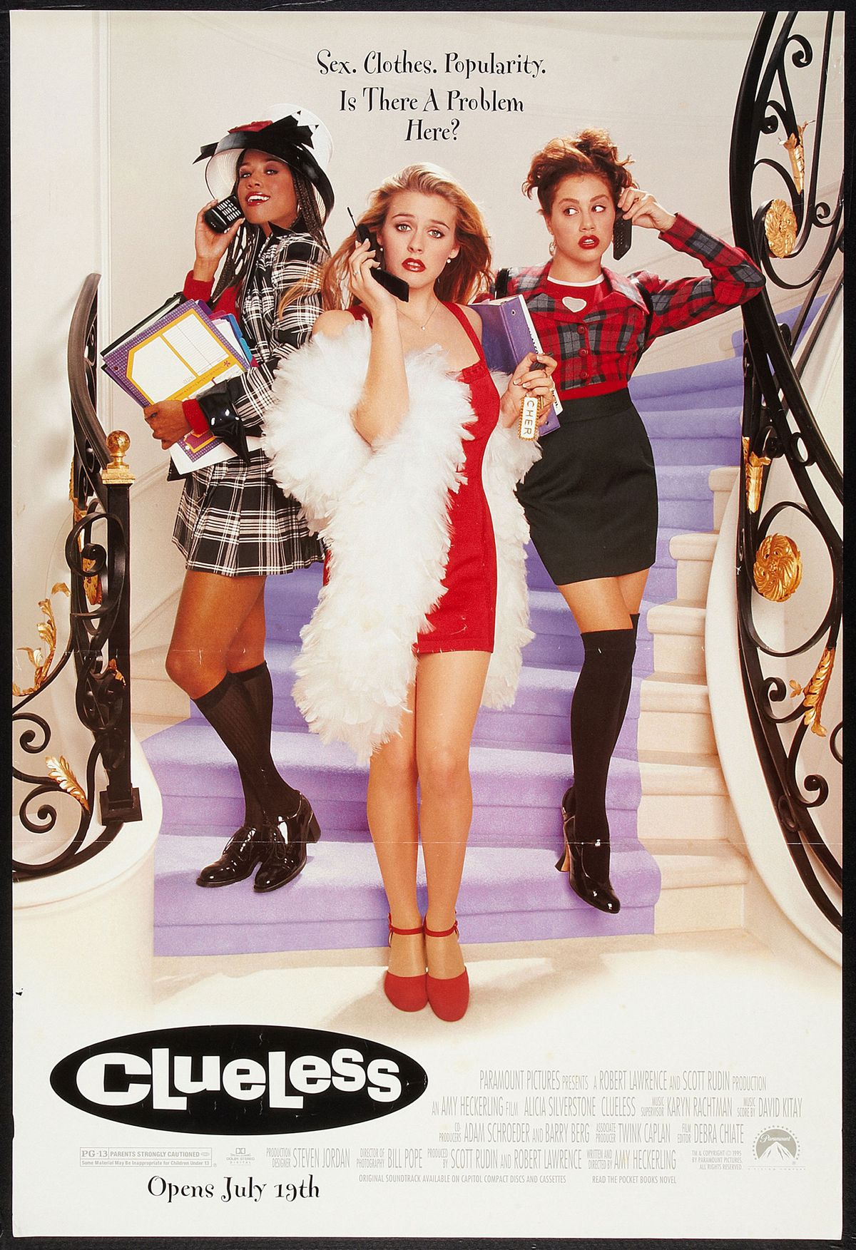 'Clueless' poster (GettyImages)