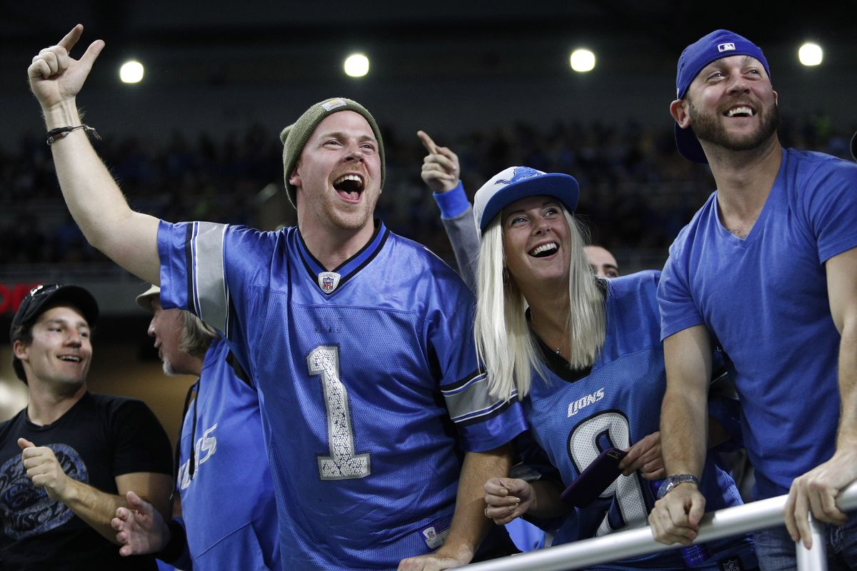 NFL: Washington Redskins at Detroit Lions