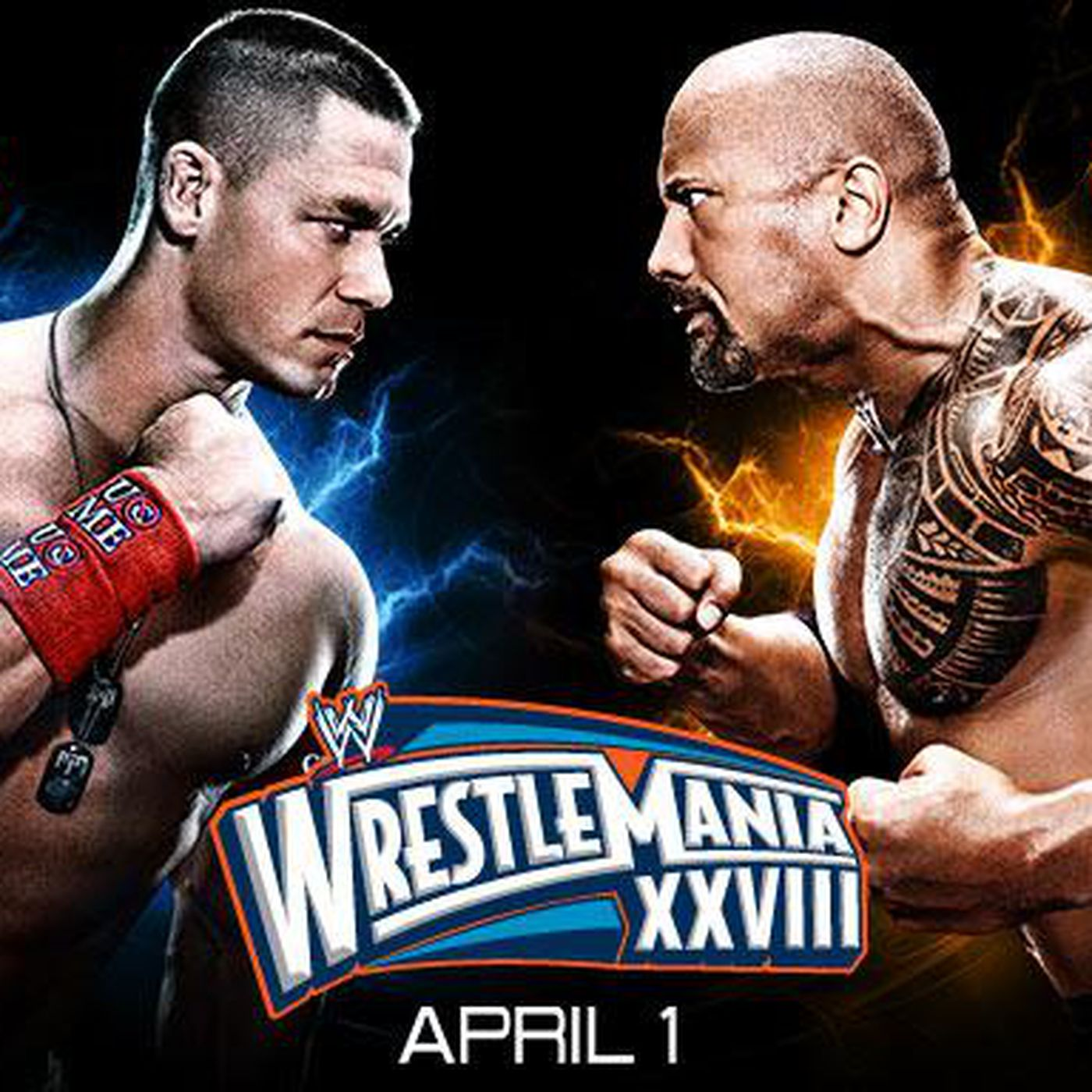 Wrestlemania 28 results and live matches coverage for John Cena vs The Rock  in Miami - MMAmania.com