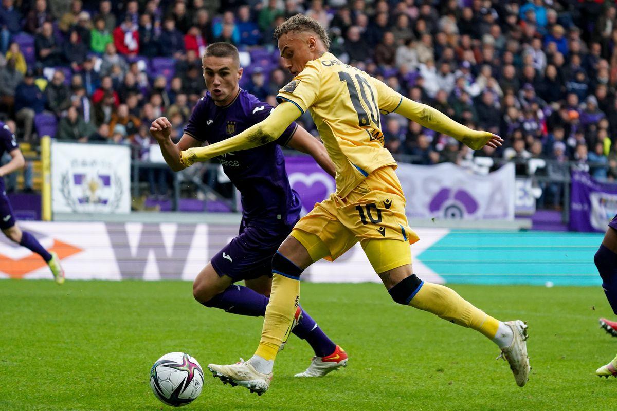 Anderlecht v Club Brugge - Jupiler Pro League