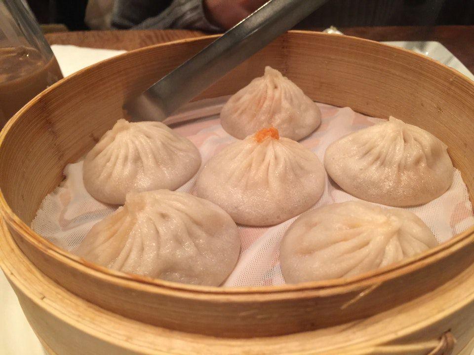 The Bao soup dumplings