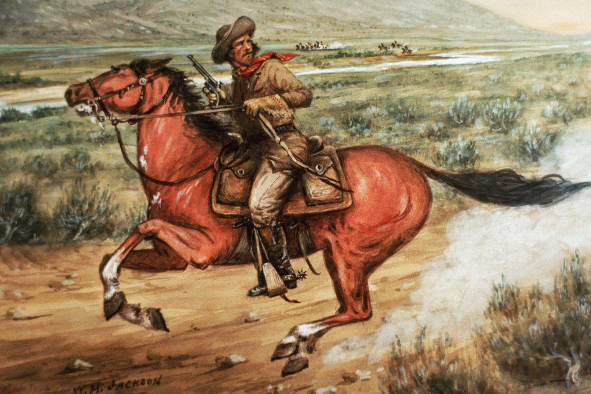 horse riding sentences