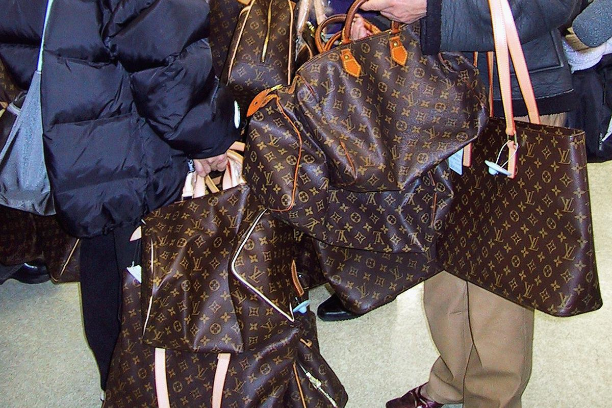 bf79ba2190 Louis Vuitton and Alibaba Team Up to Fight the Sale of Fakes - Racked