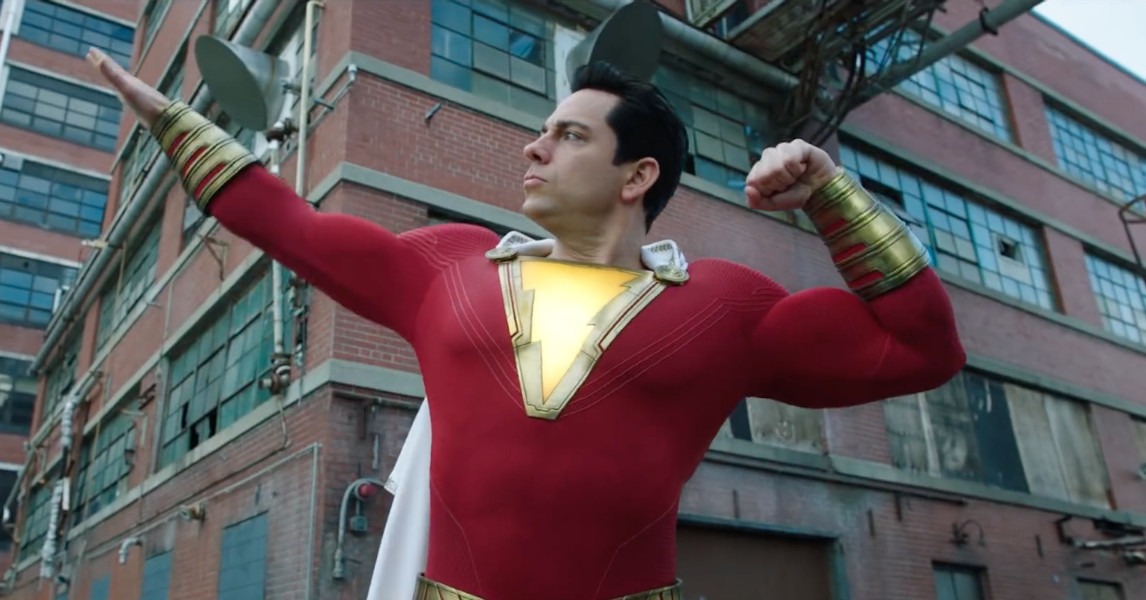 Movie Poster 2019: Final Shazam! Trailer Teases Powers, Villain, And Bigger
