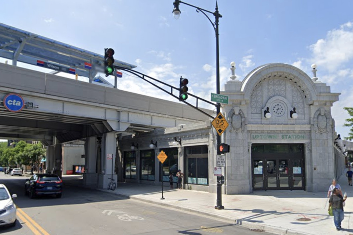 A 29-year-old man was stabbed May 21, 2020, after getting into a fight on a CTA Red Line platform in the 1100 block of West Wilson Avenue.