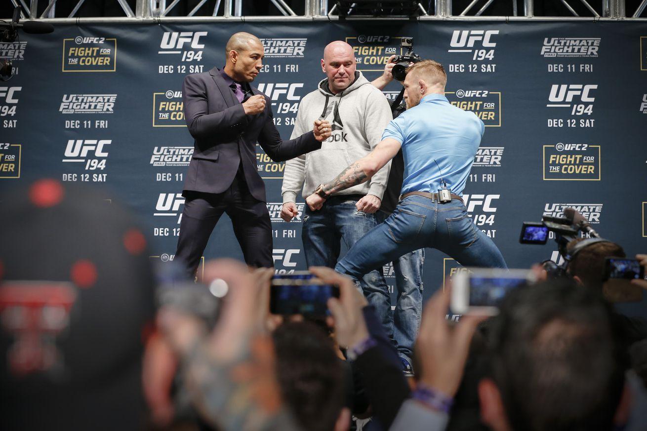 Jose Aldo: Conor McGregor rematch 'will never happen