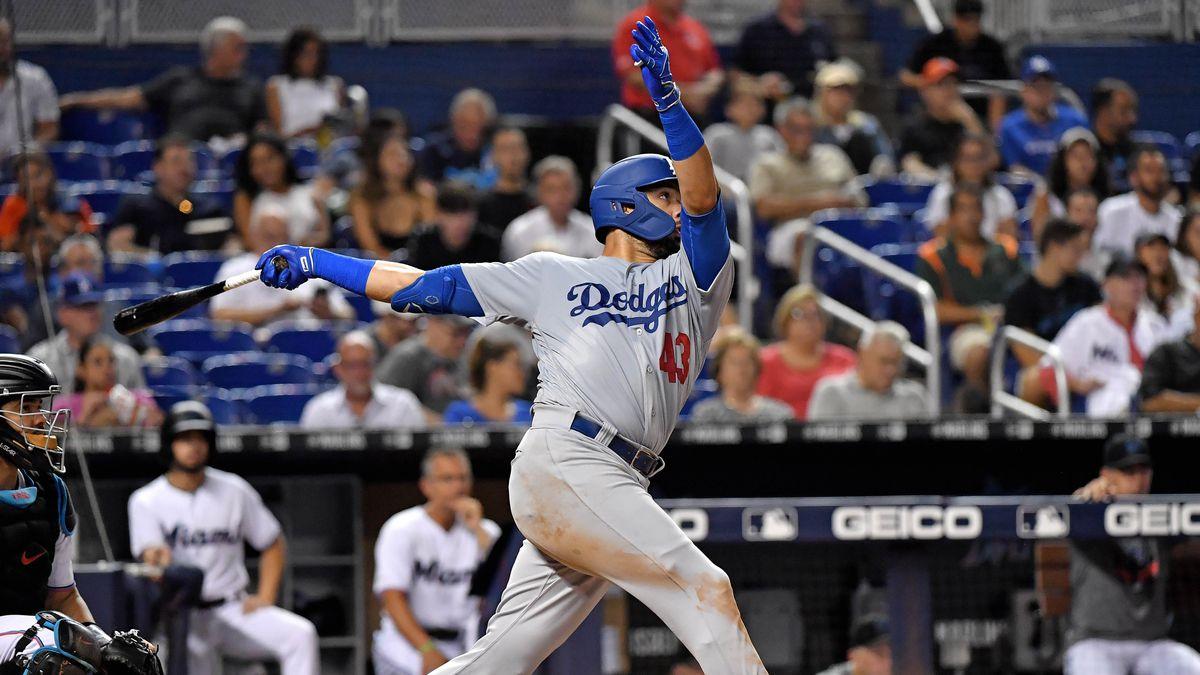 MLB: Los Angeles Dodgers at Miami Marlins