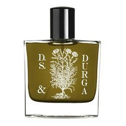 """D.S. & Durga Burning Barbershop fragrance, <a href=""""http://www.dsanddurga.com/collections/all-scents/products/burning-barbershop"""">$106</a> at Twisted Lily"""