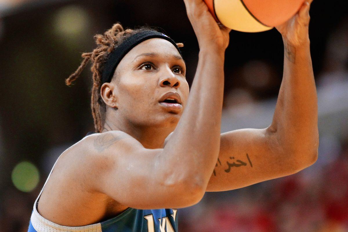 Rebekkah Brunson, WNBA Western Conference Player of the Week