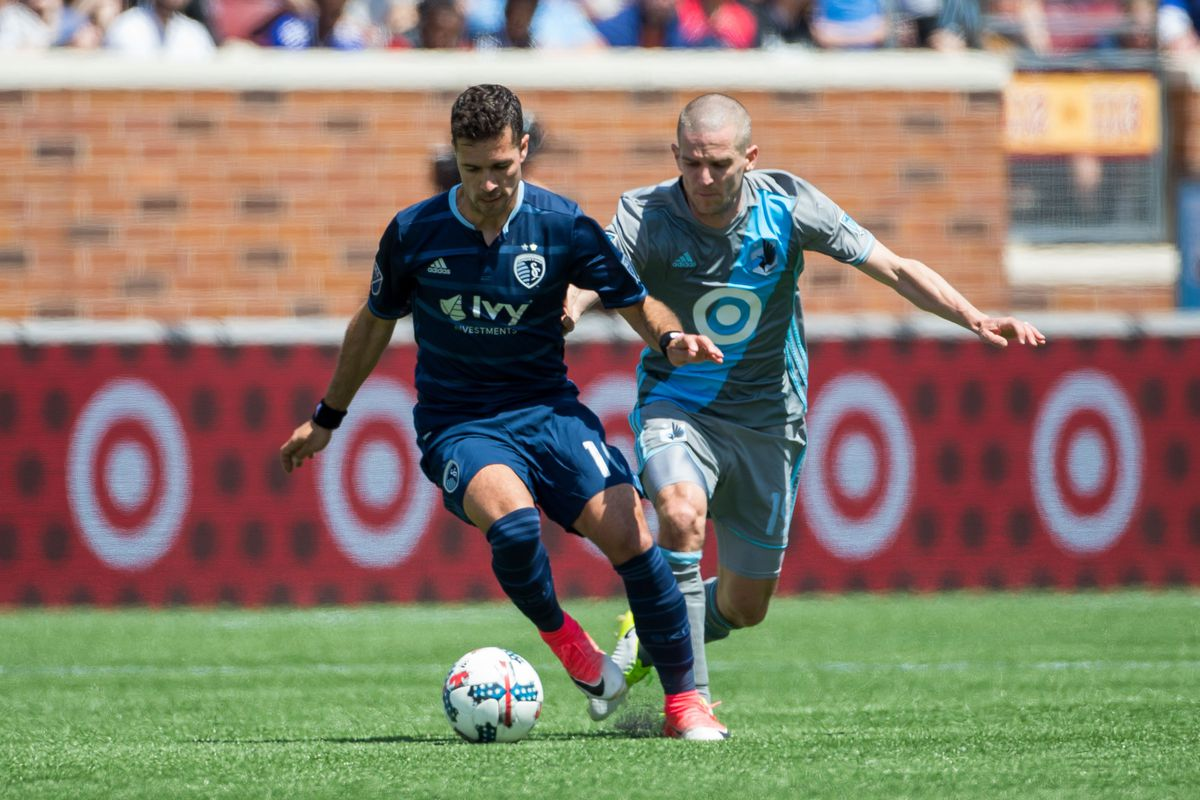 Melia gets 8th shutout, Sporting KC tops Minnesota 3-0
