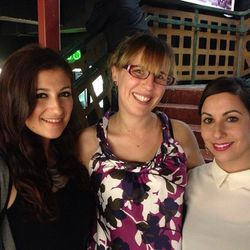 "Jessica Ryzenberg (center) of <a href=""http://RyzenbergOn.tumblr.com"">Ryzenberg On</a> hosted at Optical Underground, photo via <a href=""http://instagram.com/ryzenbergon"">@ryzenbergon</a>"