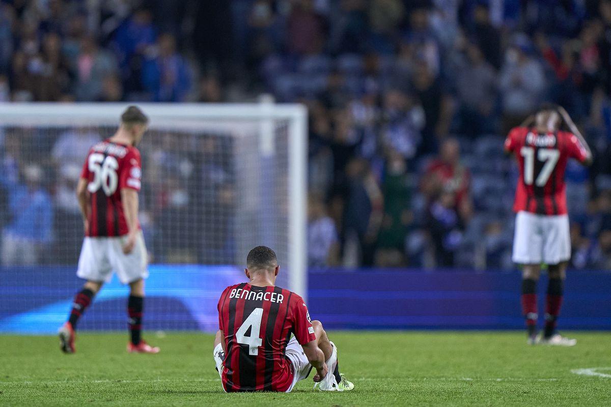 FC Porto v AC Milan: Group B - UEFA Champions League