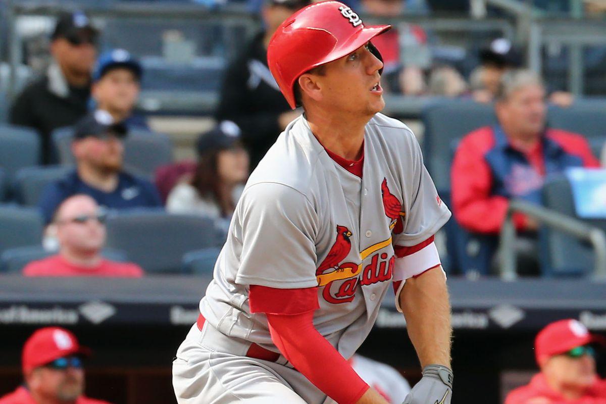 Springfield Cardinals Right Fielder Stephen Piscotty