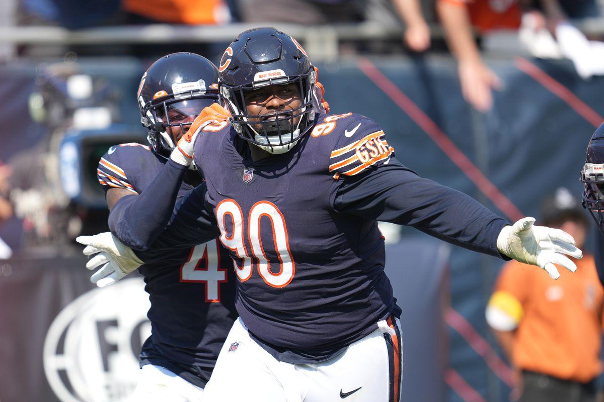 NFL: SEP 19 Bengals at Bears