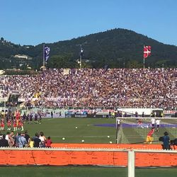 Flavio Gori's view for the game