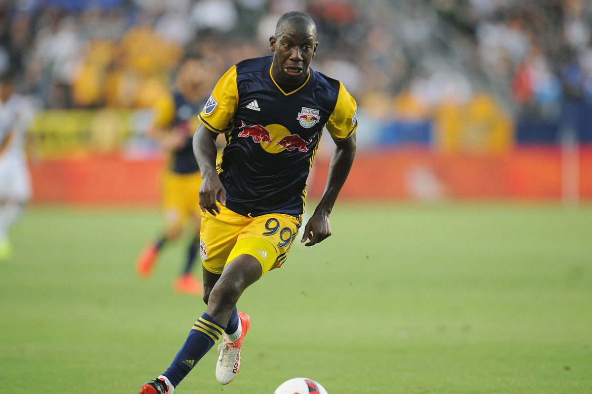 Can Bradley Wright-Phillips tie and or Break Juan Pablo Angel's most league goals record