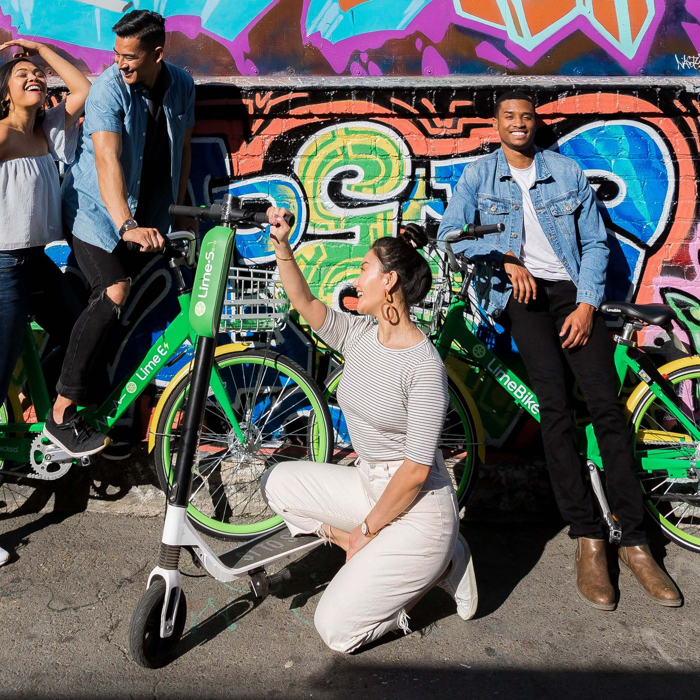 How to: 7-step guide to using Lime, a bike-sharing service
