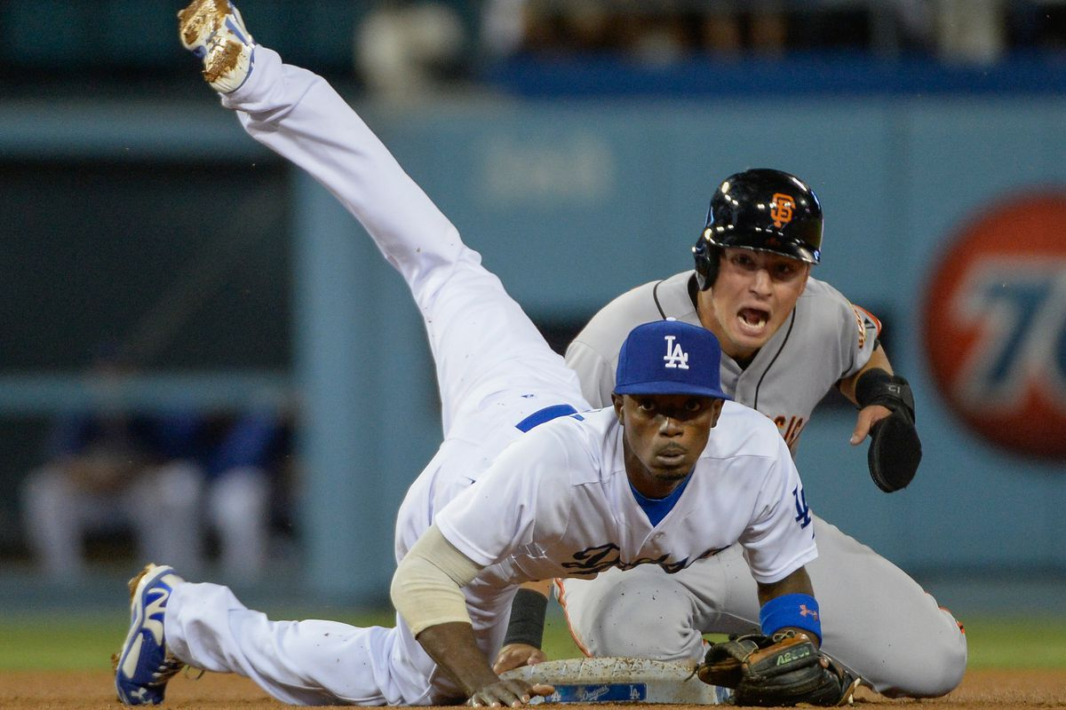 Mlb Standings 2014 Dodgers Headed For Likely No 2 Seed