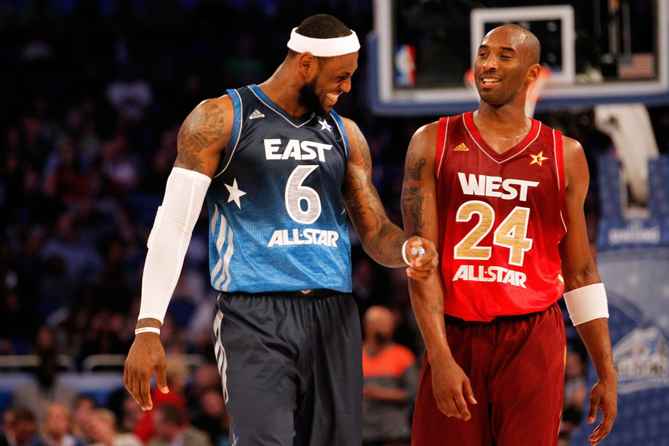 272fbcb19 SBNation.com - West Wins Thrilling 2012 NBA All-Star Game As Kevin Durant  Takes MVP Honors