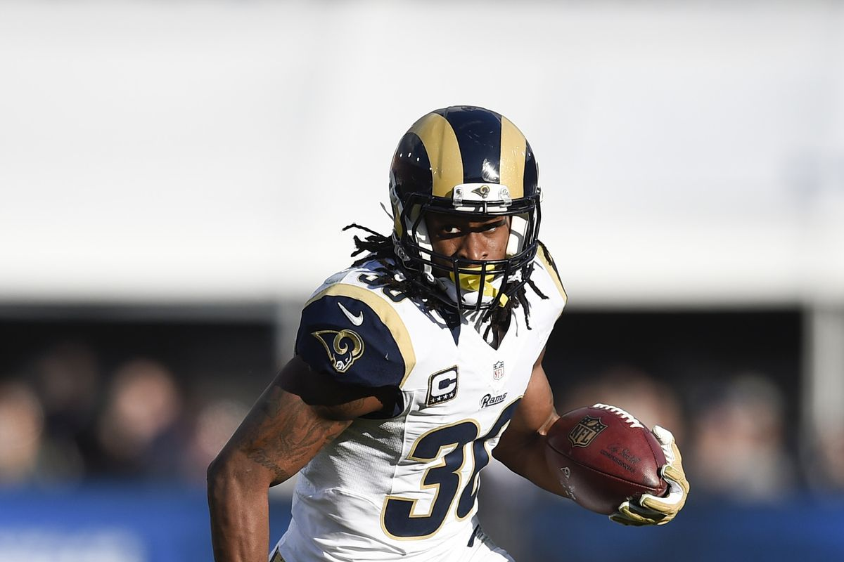 Los Angeles Rams RB Todd Gurley