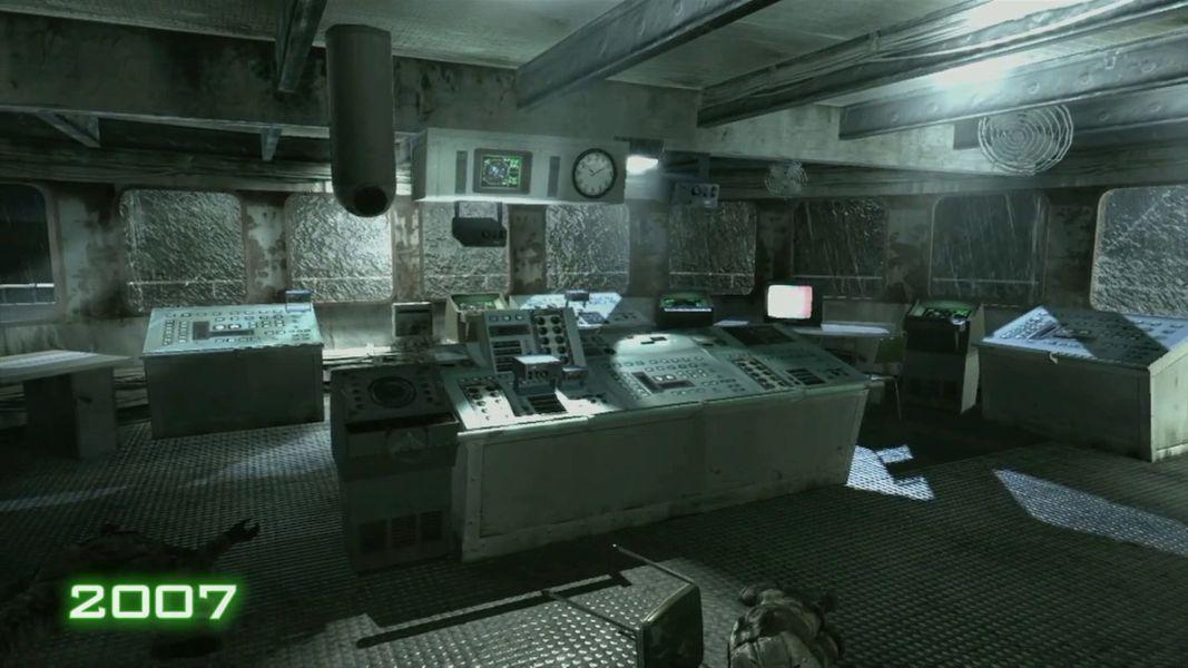 Call of duty modern warfare 4 release date