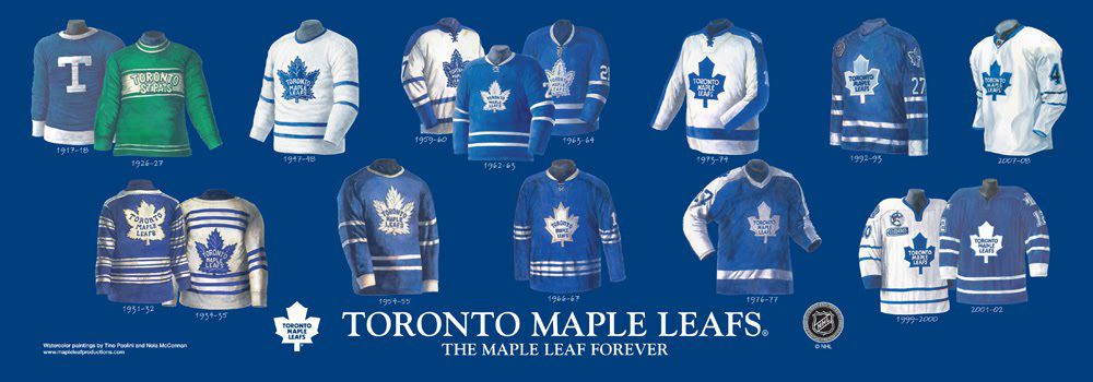 size 40 1d3d7 a307f Does the 'no third jerseys' rule apply to the Maple Leafs ...