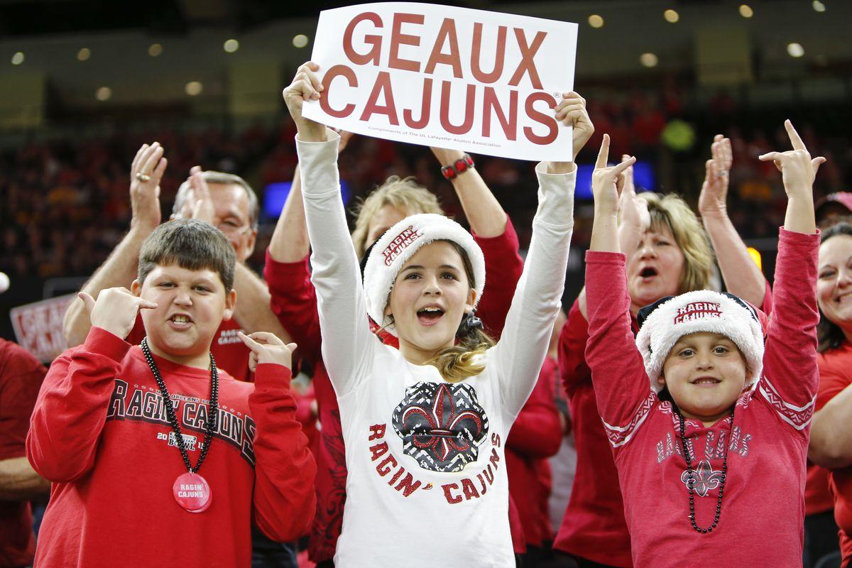 NCAA FOOTBALL: DEC 17 New Orleans Bowl - Southern Miss v Louisiana-Lafayette