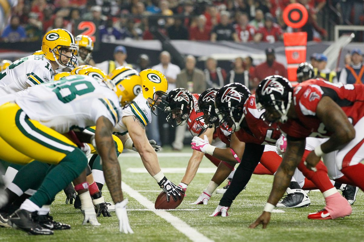 Falcons Vs Packers Primer Tv Channel Game Time Broadcast Information And More Acme Packing Company