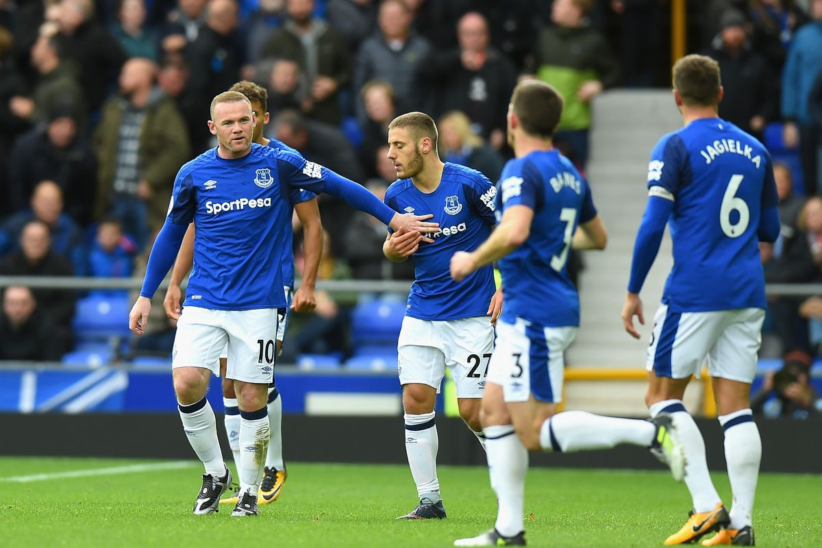 Man of the Match and Player Grades Poll for Everton vs ...