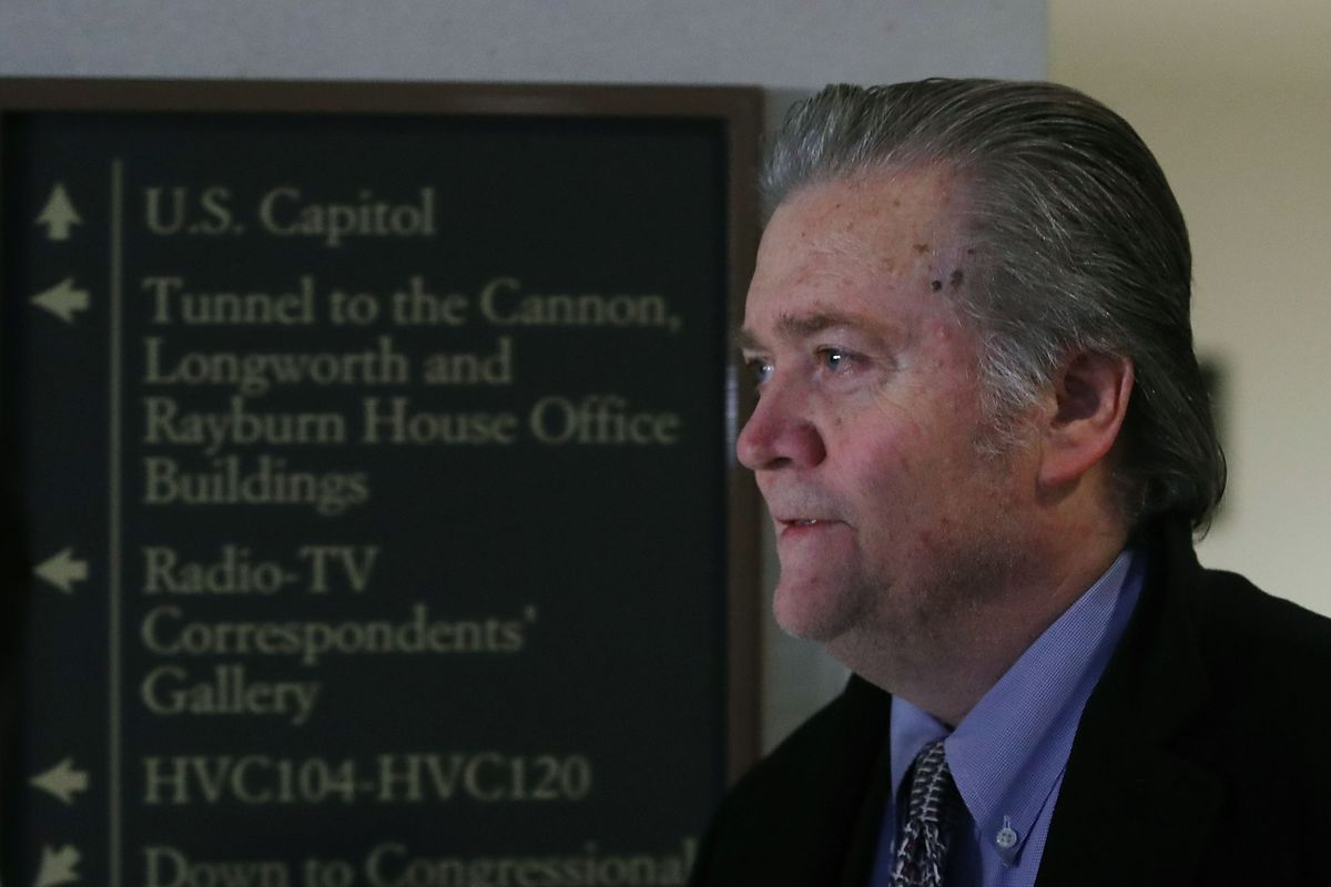 House Intelligence Committee Holds Closed Briefing On Russia Investigation