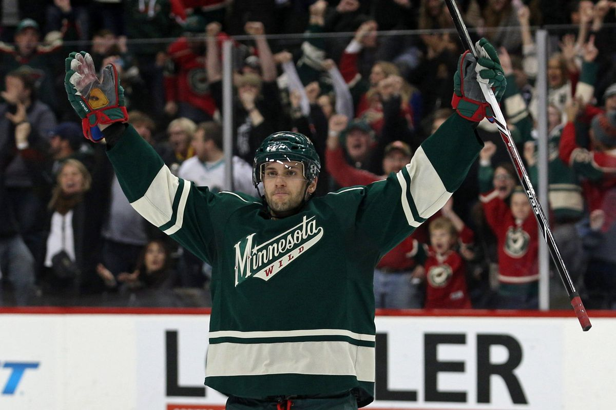Marco Scandella's return is one reason to continue to be optimistic about the Minnesota Wild.