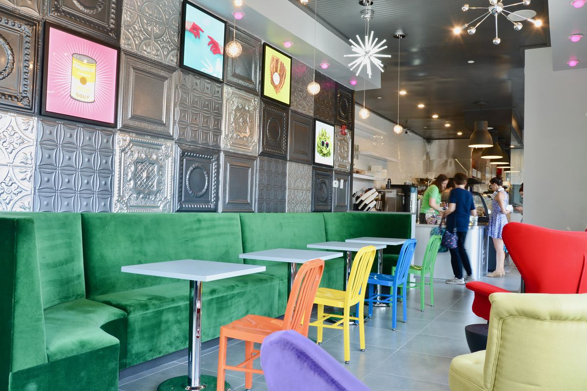 Batter Crumbs A Colorful New Vegan Cafe Opens In South