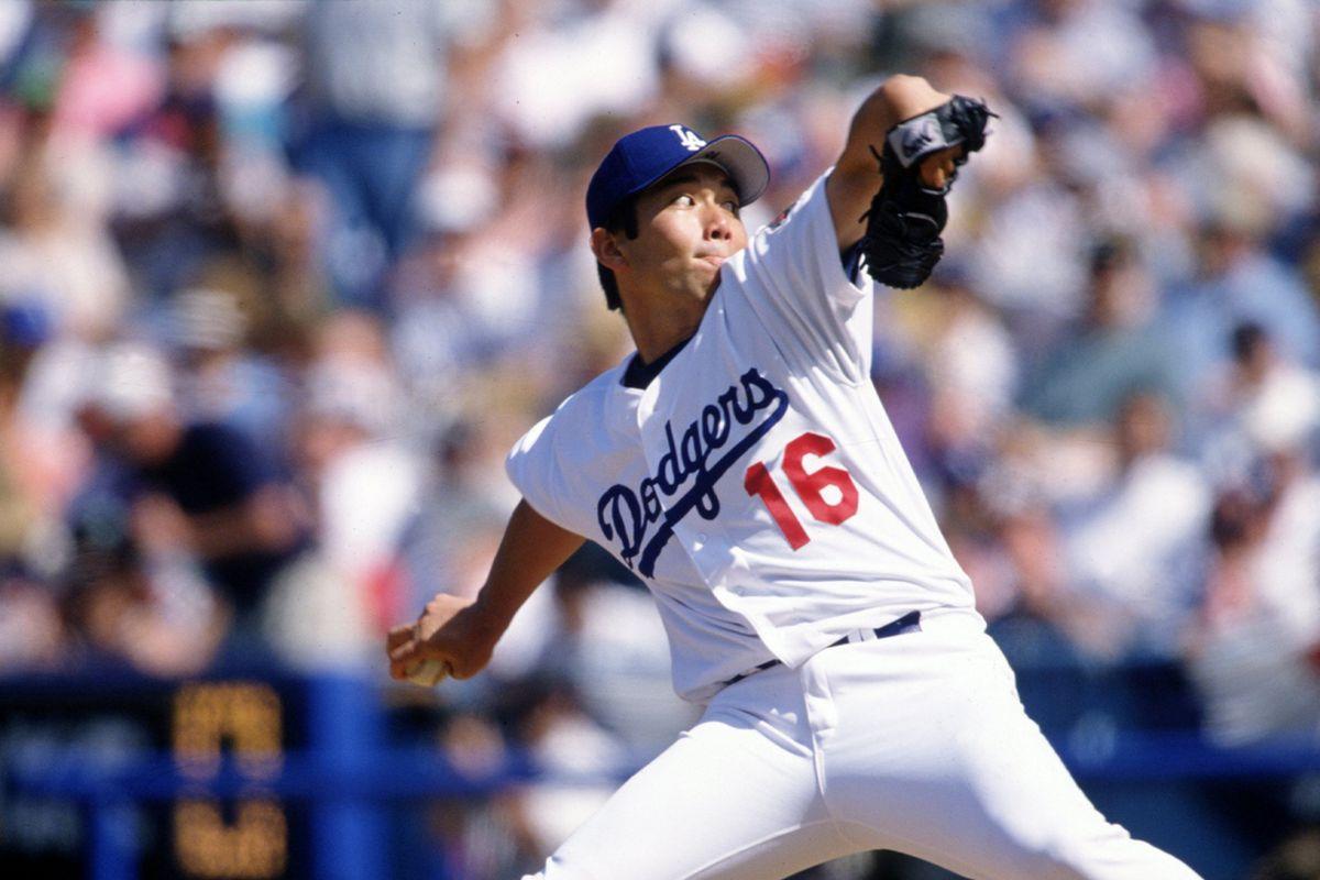 Hideo Nomo elected to Japan Baseball Hall of Fame - True Blue LA